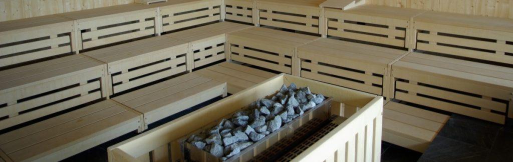 Kamienie w saunie