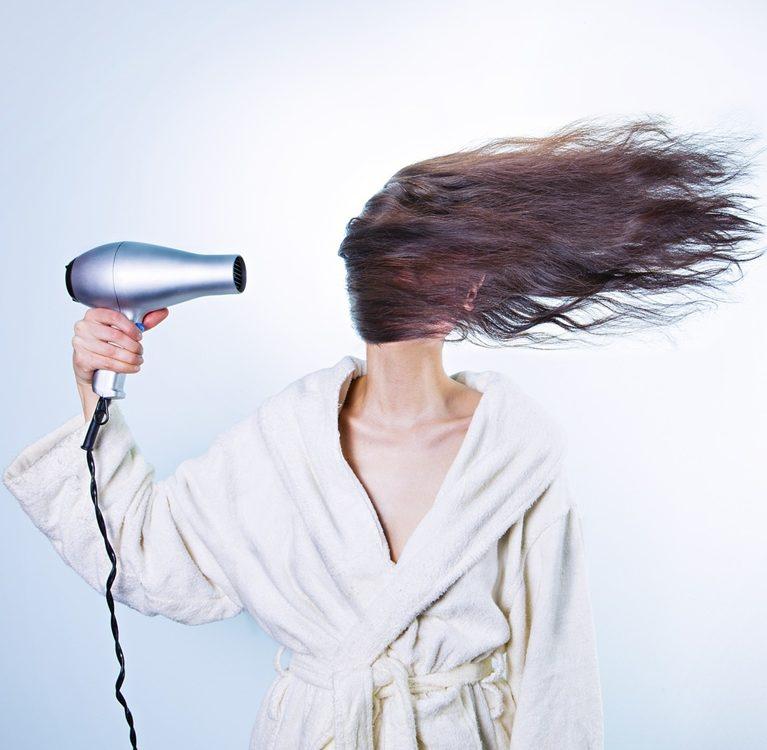 ochrona włosów