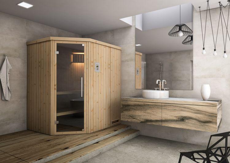 sauna wewnętrzna a zewnętrzna