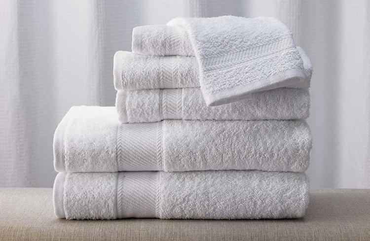 tekstylia w saunie