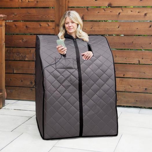 przenośne sauny