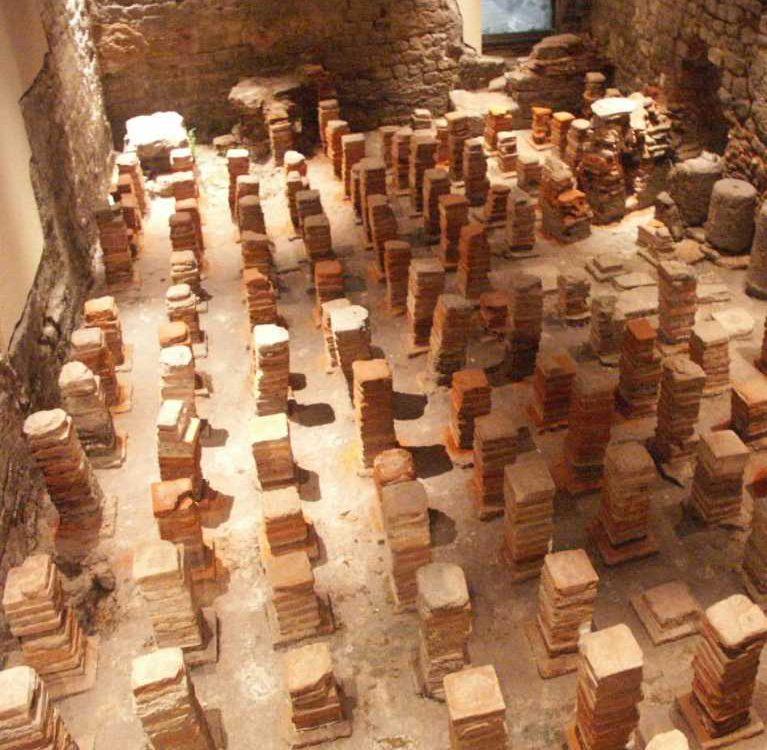 starożytne caldarium