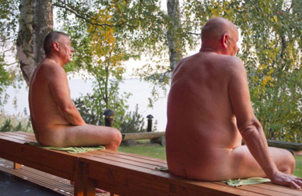 Saunaseura koło Helsinek